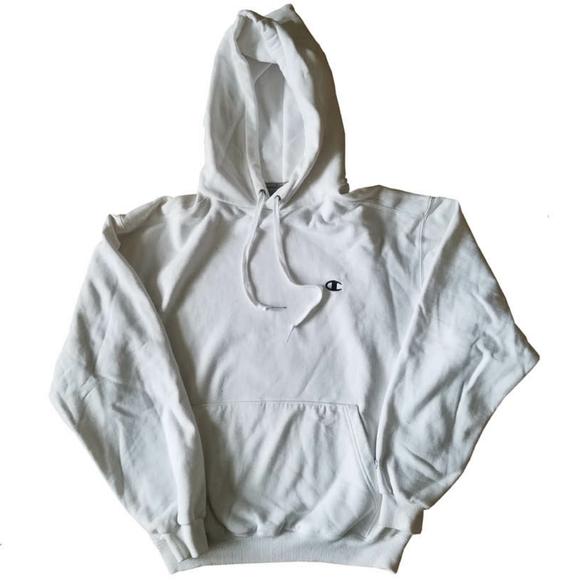 Champion Other - Champion Boys White Sweatshirt